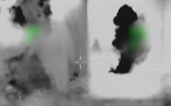 וידאו: כך הופצצה מנהרת הטרור התת ימית