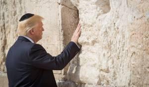 טראמפ, ארכיון - דיווח: טראמפ לא יעביר את השגרירות לי-ם