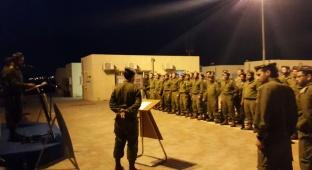 חיילי נצח יהודה זוכרים את הנופלים - חיילי נצח יהודה זוכרים את הנופלים