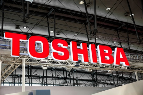 טושיבה - בכמה נמכרה חטיבת השבבים של טושיבה?