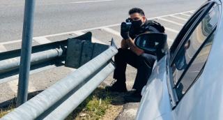 בצל הקורונה: זינוק בעבירות נהיגה במהירות