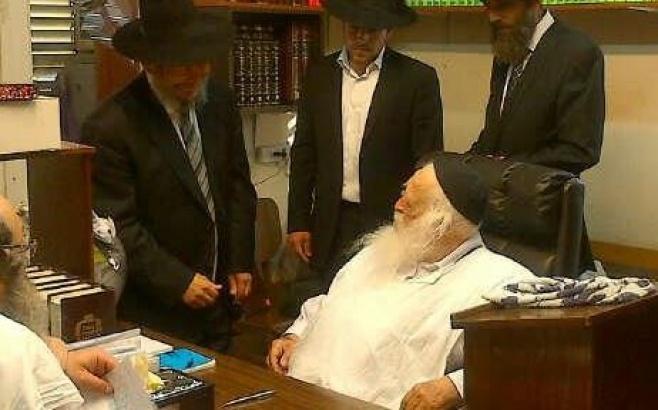 מה חיפש לופוליאנסקי בבתי הרבנים?