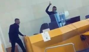 """הערבי ש'חגג' בביהמ""""ש ותיעד - נעצר • צפו"""