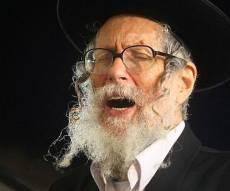 הרב אליעזר ברלנד - הרב ברלנד מתאושש מהניתוח; כל הפרטים על האשפוז
