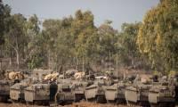 היום השני: טנקים בגבול - הריסות ברצועה