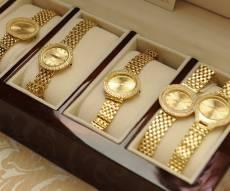 שעוני זהב, אילוסטרציה