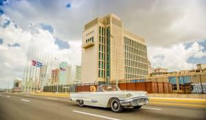 מבנה השגרירות האמריקנית בהוואנה