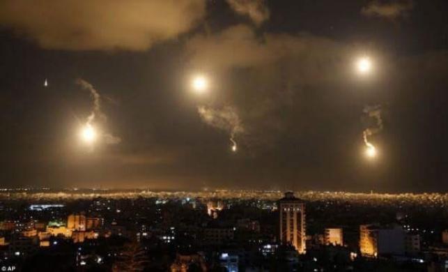 תקיפות בסוריה, ארכיון
