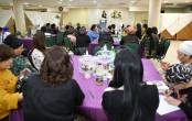 חלק מהמשתתפות בכנס - המהפכה השקטה: מאות בלניות בכנס מיוחד