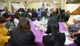 המהפכה השקטה: מאות בלניות בכנס מיוחד
