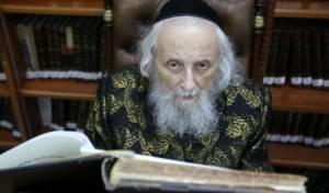 """הגאב""""ד רבי יצחק טוביה וייס"""