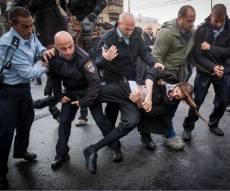 הפגנות בירושלים