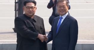 """מנהיגי קוריאה ברגעים אופטימיים יותר - הפסגה בין ארה""""ב לצפון קוריאה בסכנה?"""