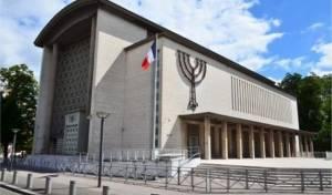 בית כנסת השלום שטרסבורג - צרפת: יהודי בן 70 הותקף באמצע הרחוב