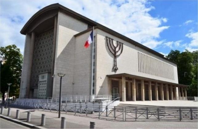 בית כנסת השלום שטרסבורג