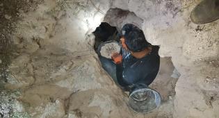 נתפס על חם בתוך המערה - חיפשו עתיקות ביער בגליל והגיעו למעצר