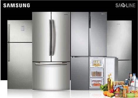 עם המקררים של סמסונג הכול נראה אחרת
