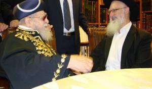 צפו: חכם יעקב יוסף מספר על אביו הגדול