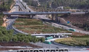 כך זה ייראה - תחנה מרכזית חדשה מוקמת כעת בירושלים
