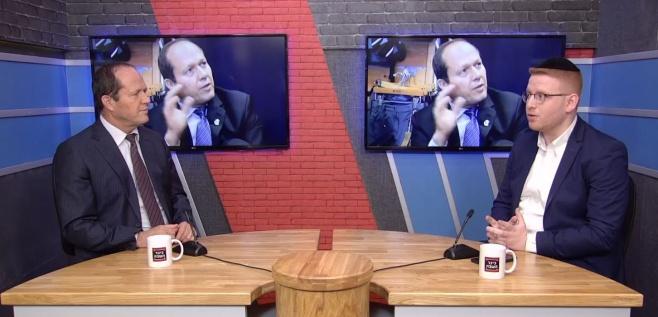 החברותא, ירושלים וליאון   ניר ברקת בראיון