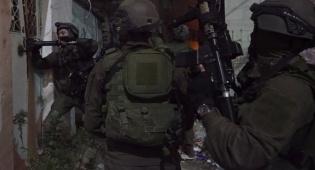 צפו: לוחמי דובדבן הרסו את בית המחבל