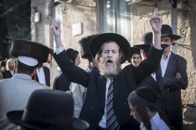 הפגנת שבת בירושלים