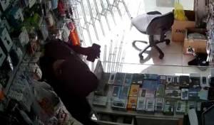הגנב בפעולה