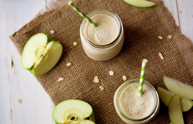 שייק תפוחים מתוק, בריא ומרענן