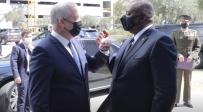 הבכיר הראשון מממשל ביידן: אוסטין בארץ