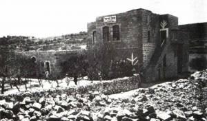 ישיבת כנסת ישראל בחברון, 1911
