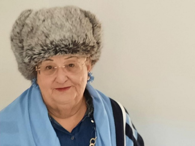 הרבנית דבורה שטיינברגר