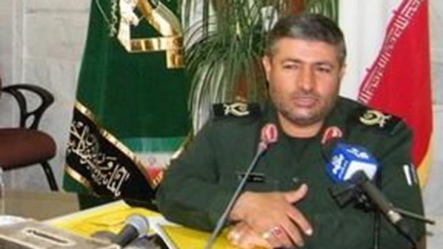 הגנרל האיראני שחוסל בסוריה