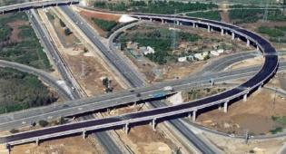 מחלף גנות - עבודות בכביש מספר 1 באזור מחלף גנות • כל הפרטים