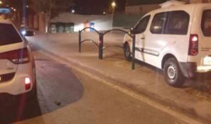 מעצר הרכב