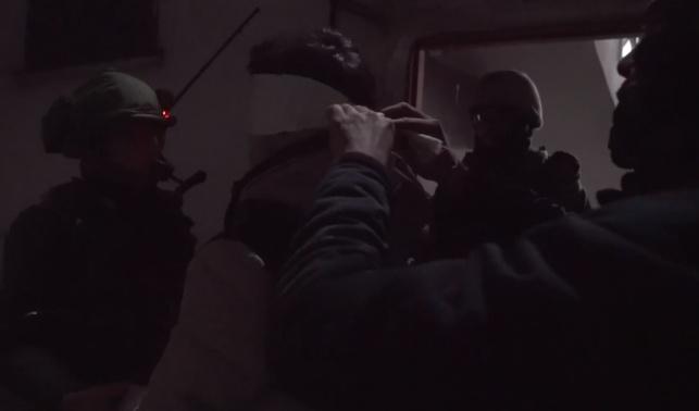 בפעילות לילית נגד הטרור: חייל נפצע קל