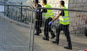 """מהומות במירון: 5 עצורים ליד ציון הרשב""""י"""
