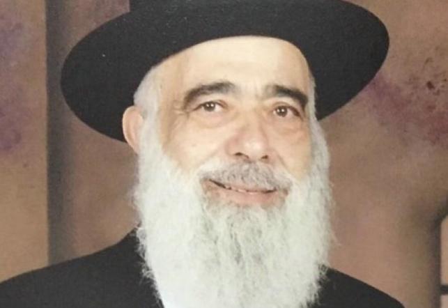 """אבל באשדוד: הגאון רבי אברהם עמר זצ""""ל"""