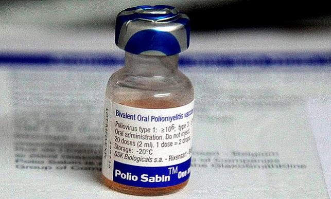 החיסון נגד פוליו