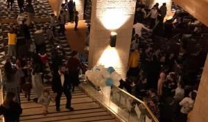 בהפתעה: חגיגת בר מצווה במלונית קורונה
