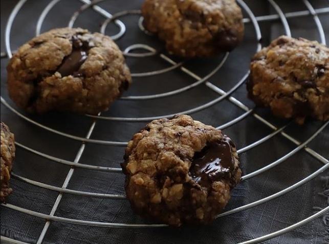 עוגיות שוקולד צ׳יפס בריאות