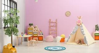 6 דרכים ערמומיות לעיצוב בית ידידותי לילדים