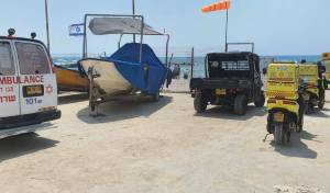 טרגדיה: פעוט חרדי נפטר אחרי שטבע בחוף