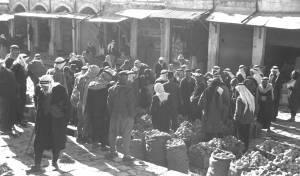 סוחרים ערבים בצפת