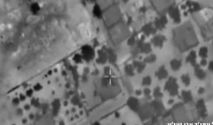"""צפו: צה""""ל תקף חמישה בתי מפקדים בכירים בחמאס"""