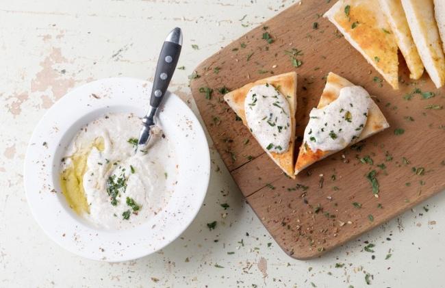 מטבל גבינת פטה