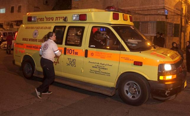 קרית ספר: הצוות הערבי הציל את הילד החרדי