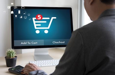 אילוסטרציה - שנת 2017 בישראל - שנת הקניות באינטרנט
