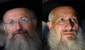 הרב מרדכי טולדנו והרב שמואל אליהו