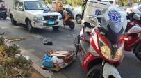 בן 70 נפצע בינוני ברחוב הרב עובדיה יוסף