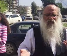 """דבריו של אחד מהשכנים, הרב יהושע עבדן - """"הרוצח הלך בכובע וחליפה, אבל בטוח גוי"""""""